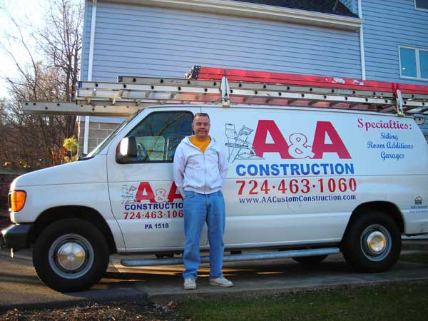 A & A Construction and Home Improvements LLC